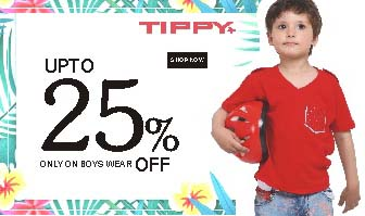 Kids Collection at Tippy