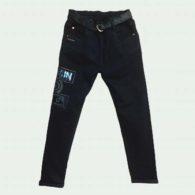 Teen Black Jeans