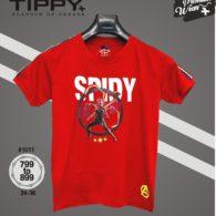 t-shirt spidy